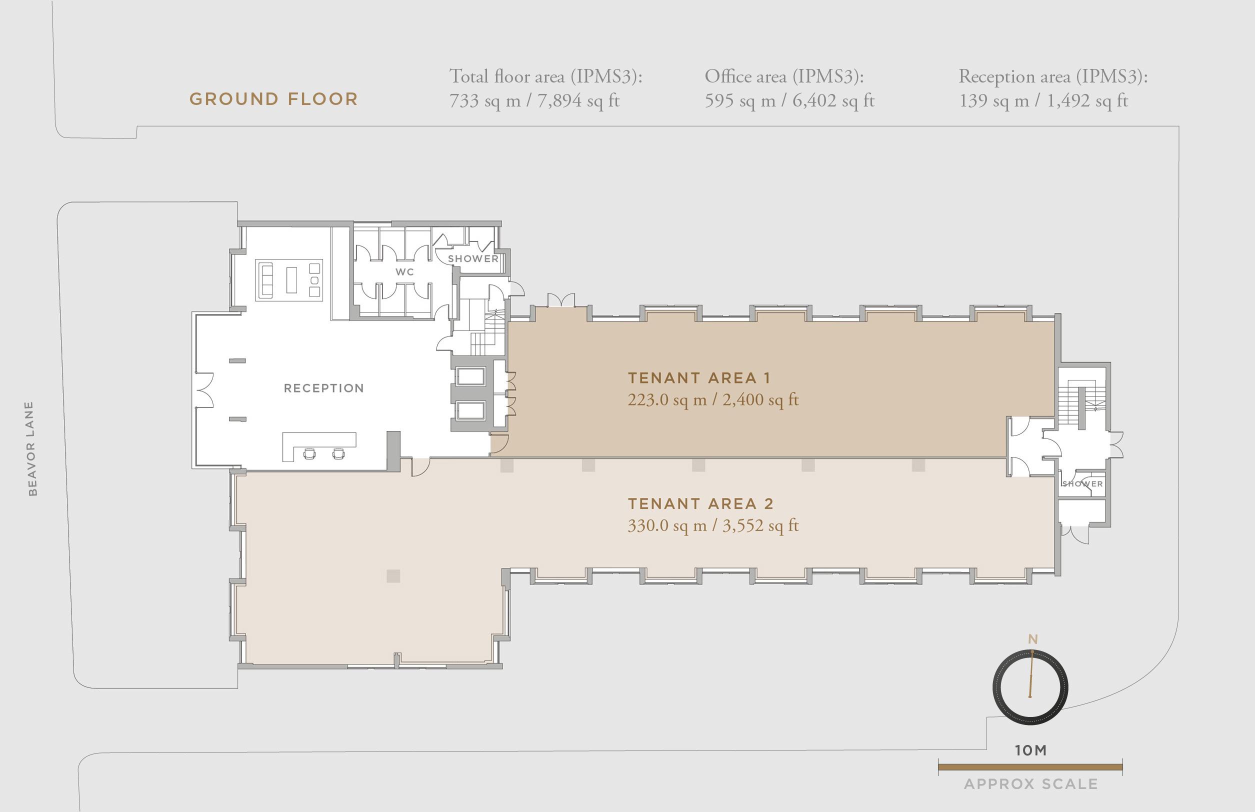 floorplan G split floor plans on scalable floor plan
